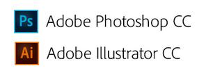 illustrator CC photoshop CC