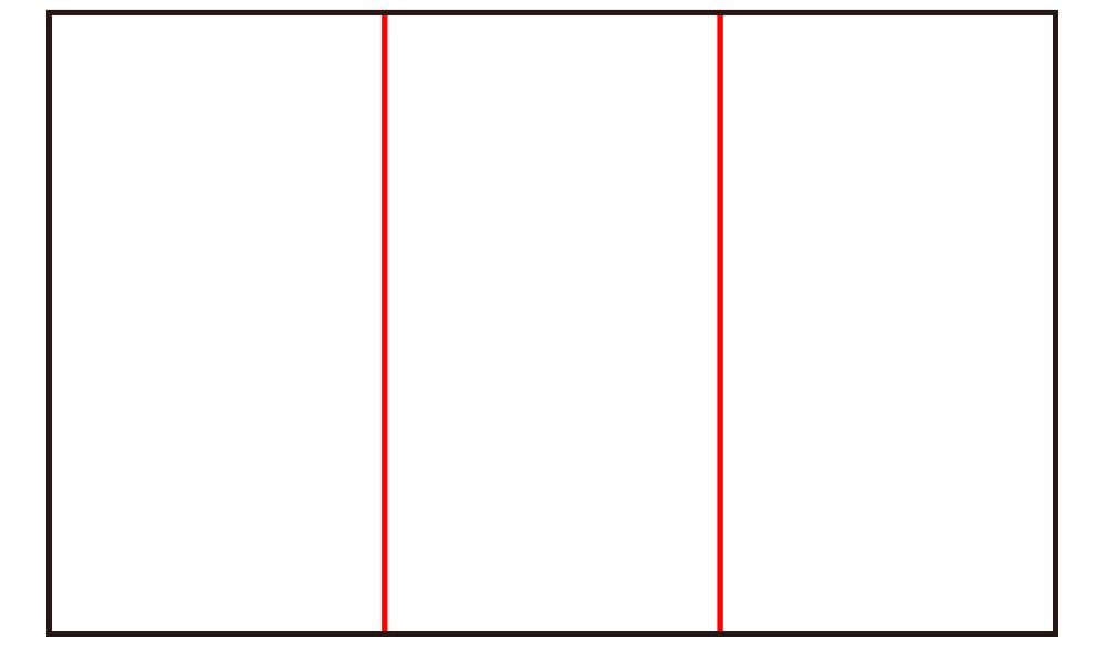イラストの三分割構図_1