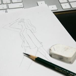 手書き 鉛筆 イラスト