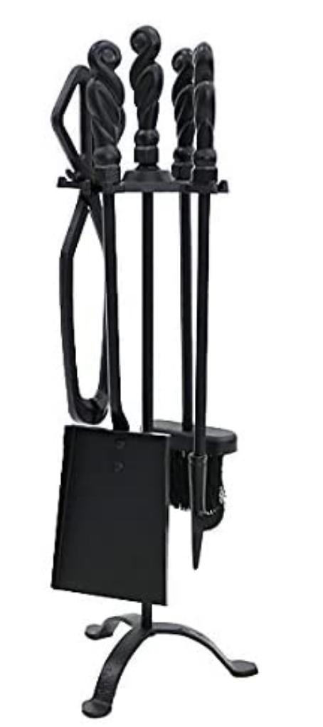 薪ストーブのツール