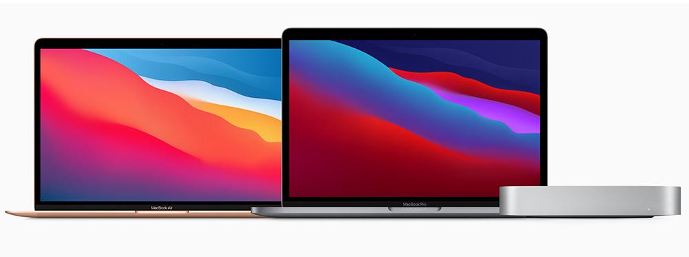 Macbook Air Pro、Mac mini 新製品発表