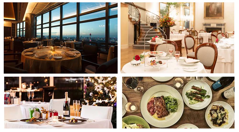 クリスマスにおすすめのディナー・ランチレストラン