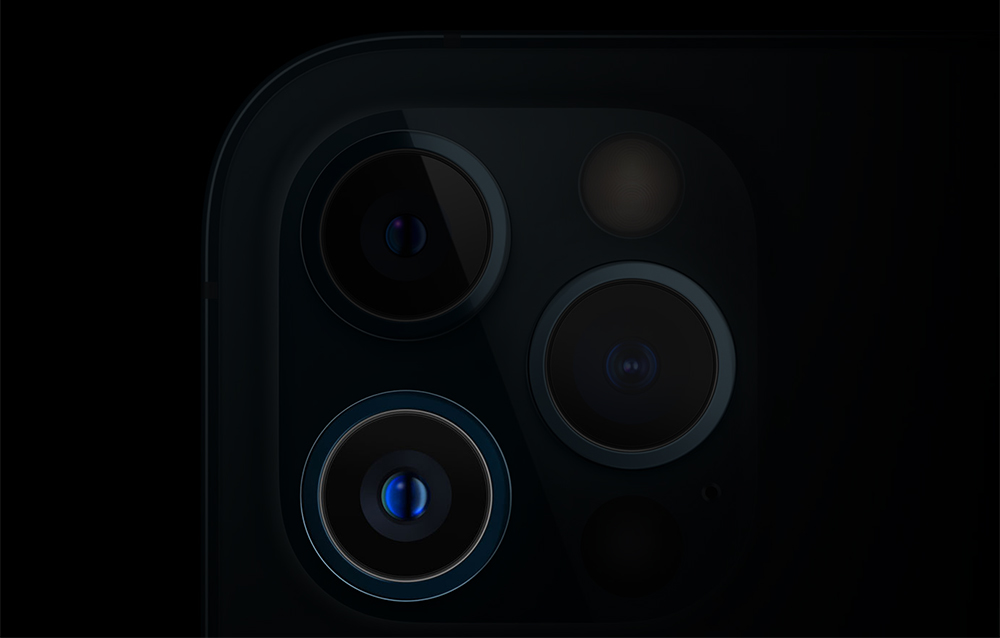 iPhone 12 pro 望遠レンズ