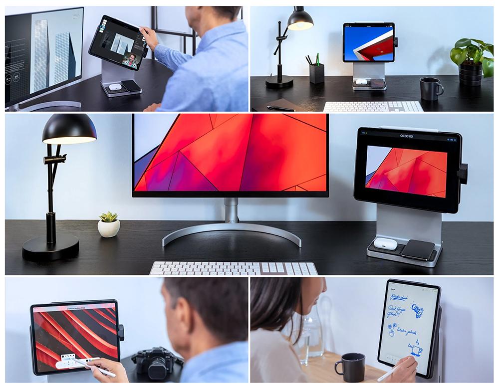 iPadをデスクトップパソコンに