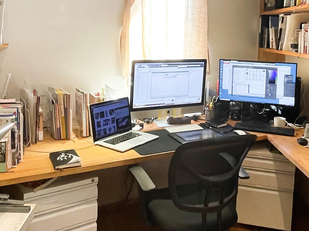 仕事がひと段落するたびにパソコンを再起動する